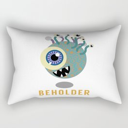 Beholder! Rectangular Pillow