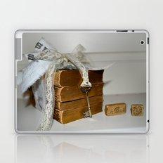 Paris Books Laptop & iPad Skin