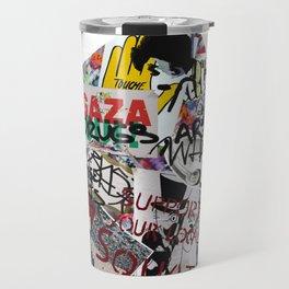 Paris Graffiti: 13th Arrondissement Travel Mug