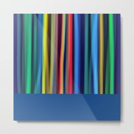 Abstract #65 Metal Print