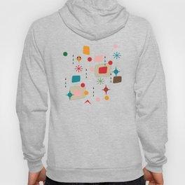 Atomic pattern Hoody