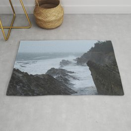 Shore Acres near Coos Bay, Oregon Rug