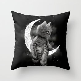DREAMCAT 2017 Throw Pillow