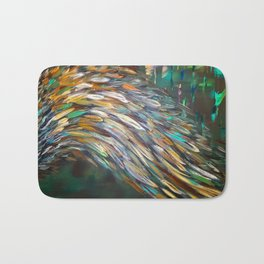Nature's Wing Bath Mat