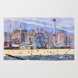 Coney Island Rug