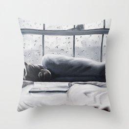 Nadir Throw Pillow