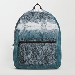 Mirror Effect Backpack