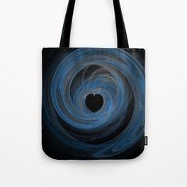 Valentine's Fractal VI - Dark Tote Bag