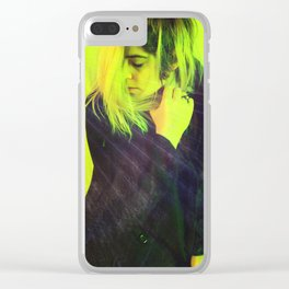A Girl I Never Met I Clear iPhone Case