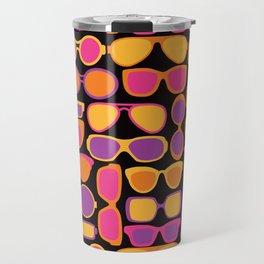 Summer Sunglasses Travel Mug