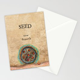 Seed Stationery Cards