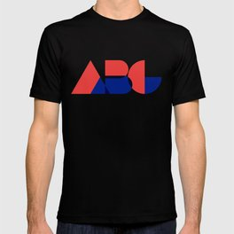 Geometric ABC T-shirt
