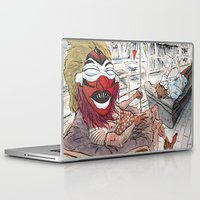 freud Laptop & iPad Skins featuring Therapy by Sebastian Cabot