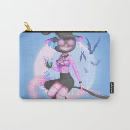 Pumpkin Witch 2 Carry-All Pouch