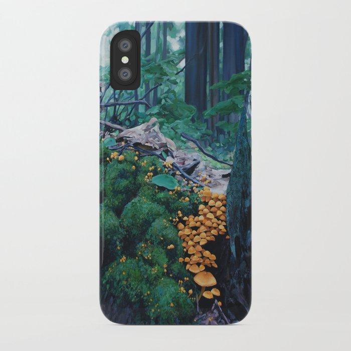 Hidden Acropolis iPhone Case