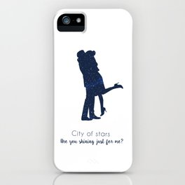 La La land (City of Stars) iPhone Case