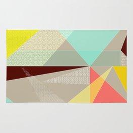 Diagonal Patterns Rug