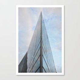 Glass Houses Canvas Print