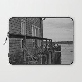 Mossy Pier Laptop Sleeve
