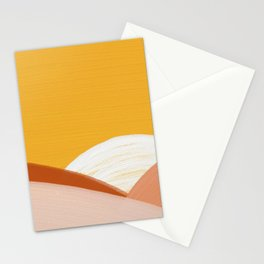SunRise or set?  Stationery Cards