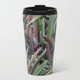 hojas tropical Travel Mug