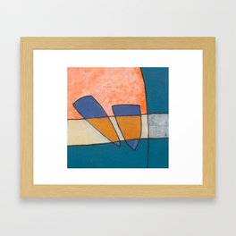The Abstract Daily Art Print #5 Framed Art Print