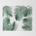 Tropical Palm Leaf by naturemagick
