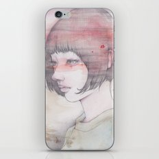 a transparent moment iPhone & iPod Skin