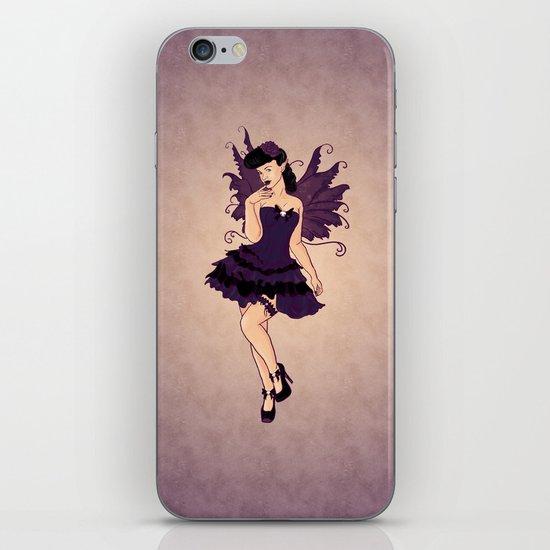 Poison Sass iPhone & iPod Skin