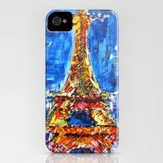 J'adore Eiffel iPhone (4, 4s) Slim Case