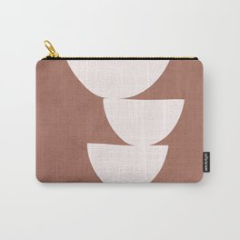 Abstract Balancing Shapes I Carry-All Pouch
