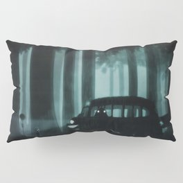 catbus in limbo Pillow Sham
