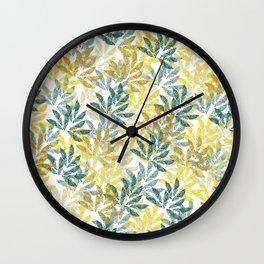 Pattern 88 Wall Clock