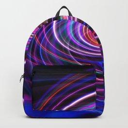 Purple twirl Backpack