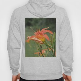 lily bloom and 9 buds Hoody
