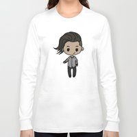 melbourne Long Sleeve T-shirts featuring Melbourne Zayn by clevernessofyou