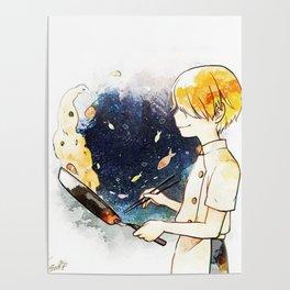 Sanji Poster