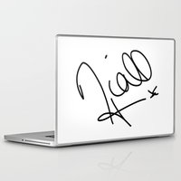 niall Laptop & iPad Skins featuring Niall Horan - One Direction by Moments Design