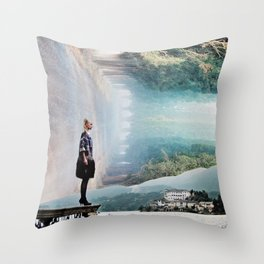What's in Store? Throw Pillow