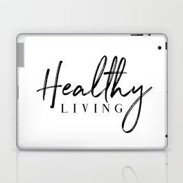 Healthy Living Laptop & iPad Skin