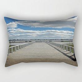 Natimuk Pier Rectangular Pillow