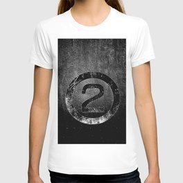 Bold Black and White 2 T-shirt