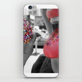 Snowcap iPhone Skin
