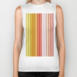 Color pencil Biker Tank