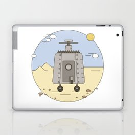 Pepelats. Russian science fiction. Laptop & iPad Skin
