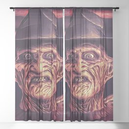 Freddy Sheer Curtain