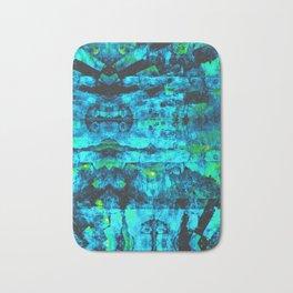 Bioluminescence Bath Mat