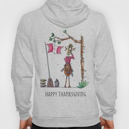Happy Thanksgiving - Canada Hoody