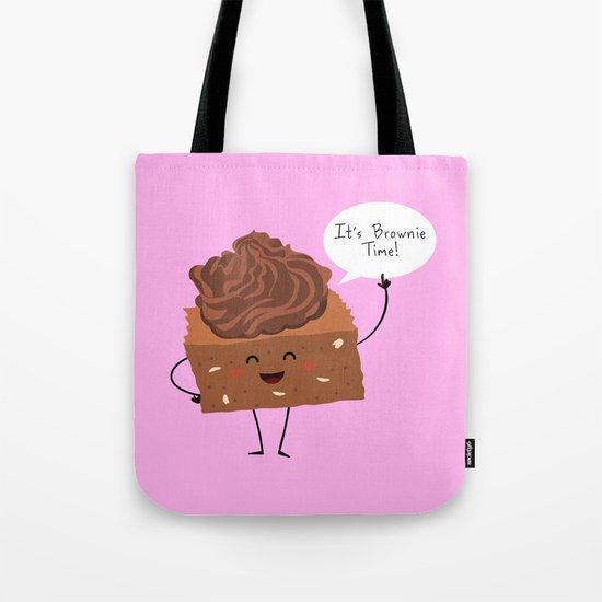 BROWNIE TIME Tote Bag