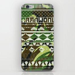 No War iPhone Skin